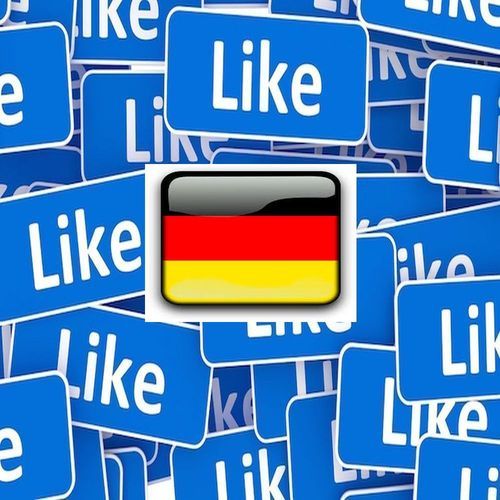 1000+ German Facebook Page Likes
