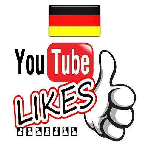 50 deutsche youtube video likes g nstig im shop kaufen. Black Bedroom Furniture Sets. Home Design Ideas