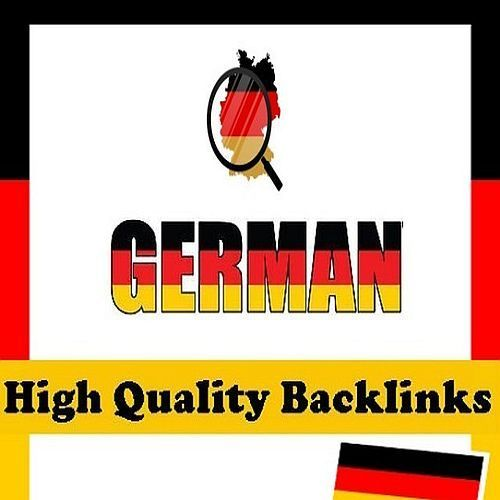 80+ Deutsche High DA 20-80 Backlinks