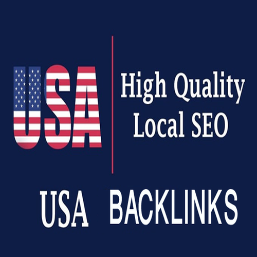 50+ USA High DA 20-100 Backlinks